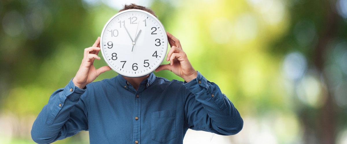 Gestão do tempo: um desafio diário