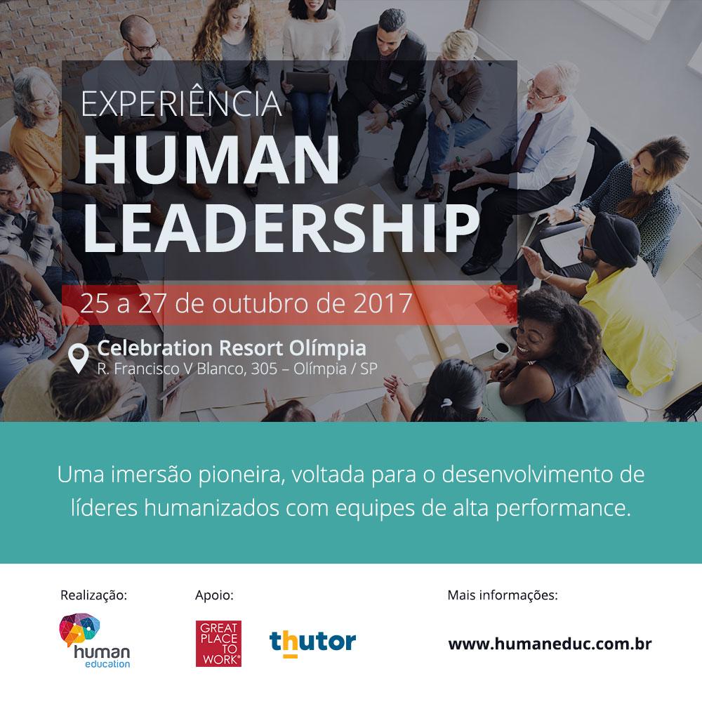 Human Leadership